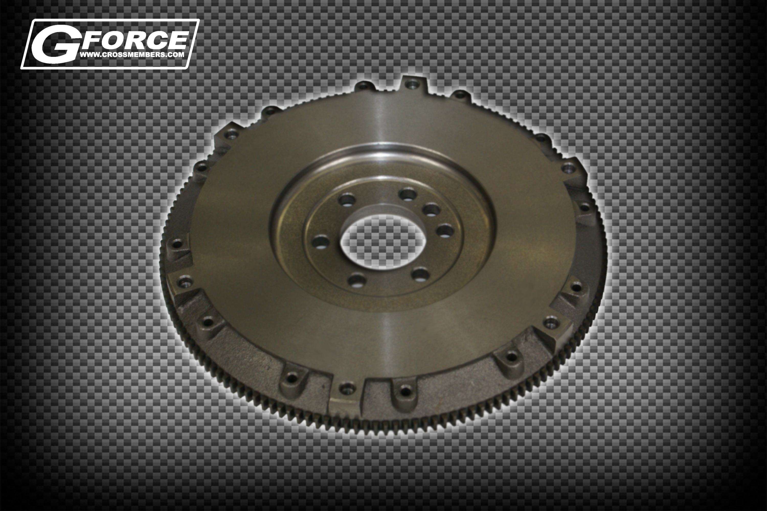 chevy forged flywheel 153