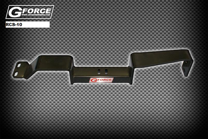 RCS-10 G-Force crossmember S-10 S-15 th350 700r4